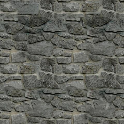 Wall Grass Rock Stone Wood And Dirt 480 Stone Wall