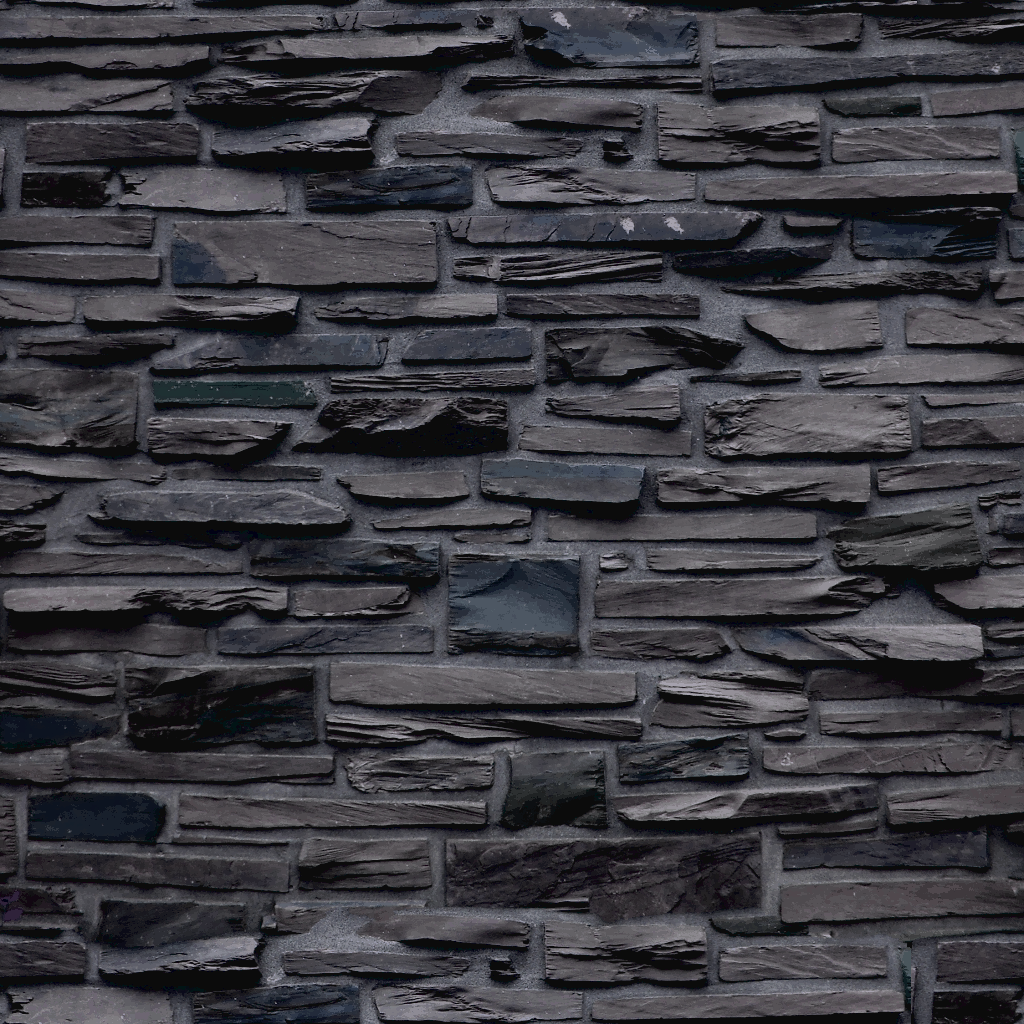 . Black Stone Wall Texture   Zef Jam